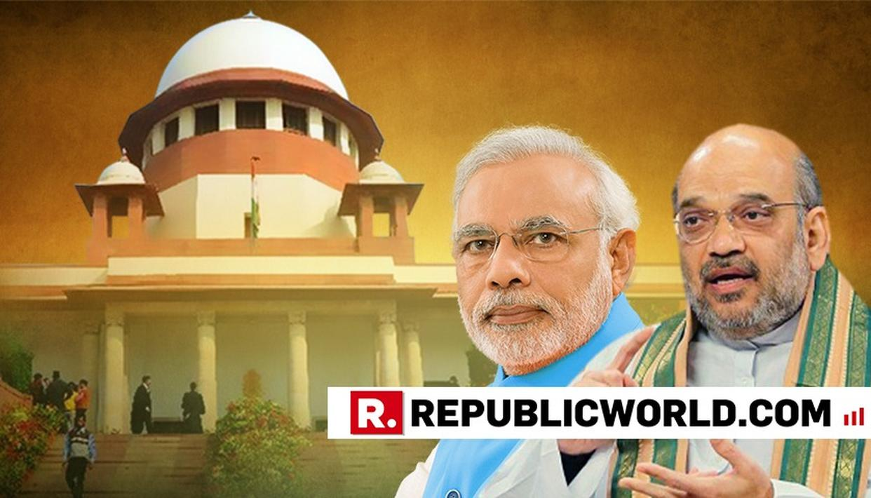 BJP APPROACHES SC SEEKING PERMISSION TO HOLD RATH YATRA IN WB
