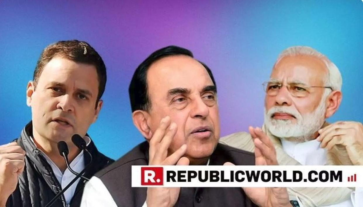 'CONG WON BATTLE, WE'LL WIN WAR': DR SWAMY