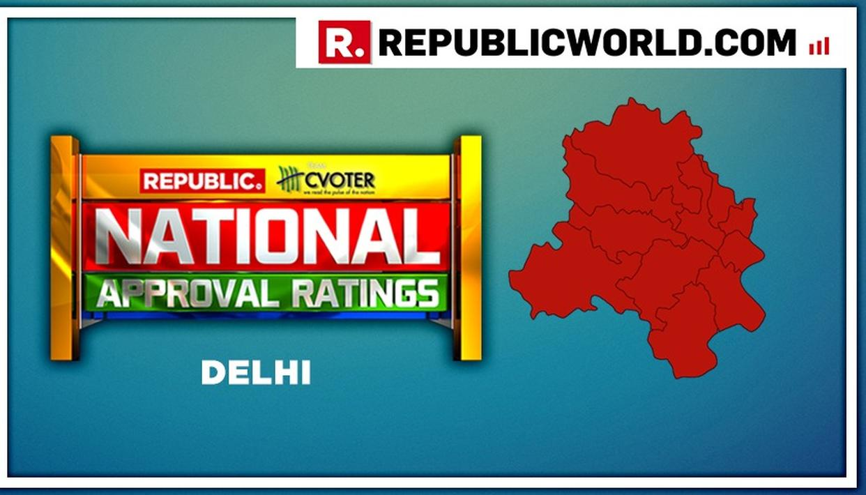 NATIONAL APPROVAL RATINGS: BJP PROJECTED FOR A SMASHING WIN IN DELHI