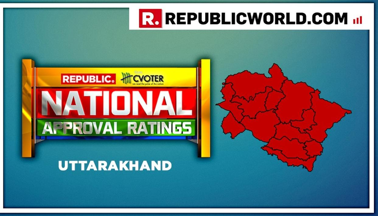 NATIONAL APPROVAL RATINGS: NDA PREDICTED TO WIN ALL FIVE SEATS IN UTTARAKHAND