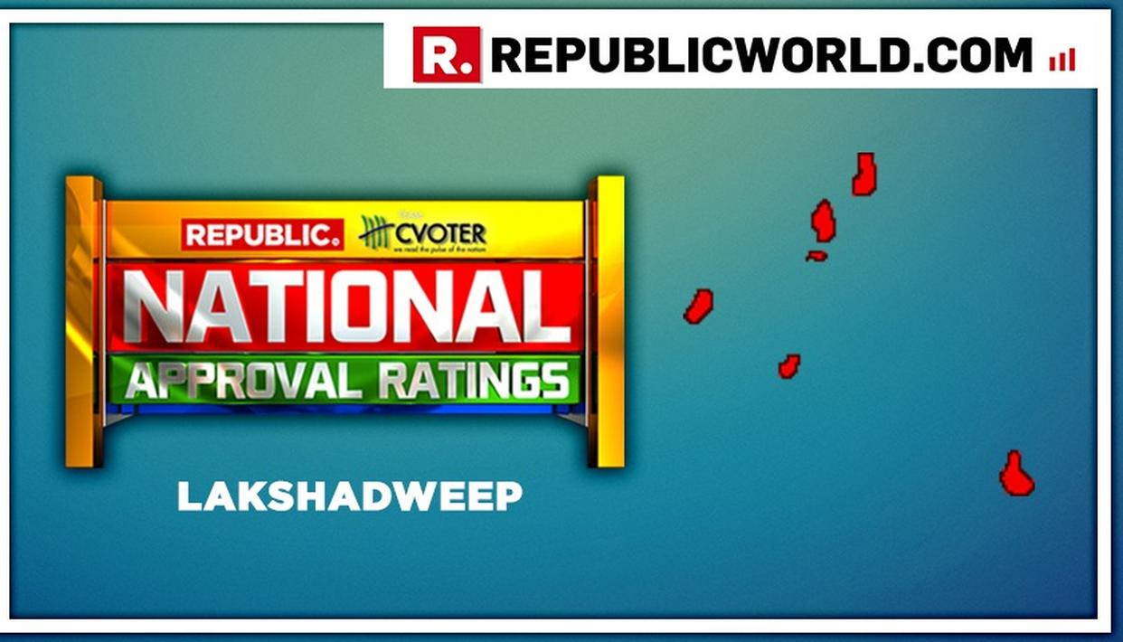 NATIONAL APPROVAL RATINGS: CONGRESS PROJECTED TO USURP NCP IN LAKSHADWEEP