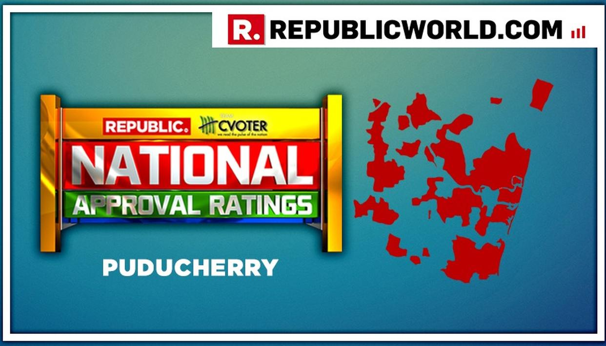 NATIONAL APPROVAL RATINGS: IN PUDUCHERRY CONGRESS IS PREDICTED TO WIN THE SEAT