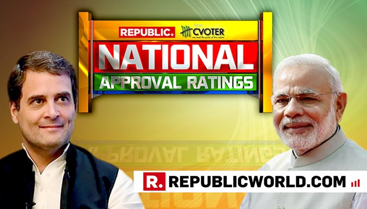 FIVE TAKEAWAYS FROM THE NATIONAL APPROVAL RATINGS