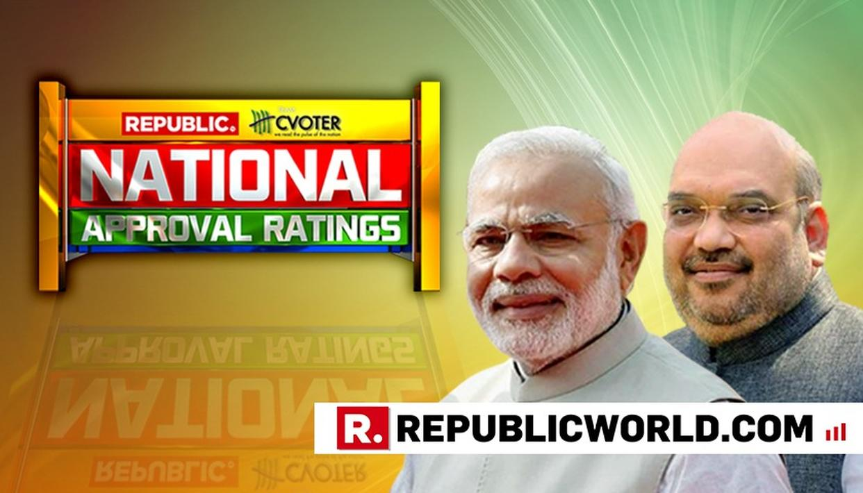 NATIONAL APPROVAL RATINGS: COMPARISONS AND PROJECTIONS SHOW THE BJP HAS REASONS TO WORRY IN THESE STATES IN THE 2019 FIGHT