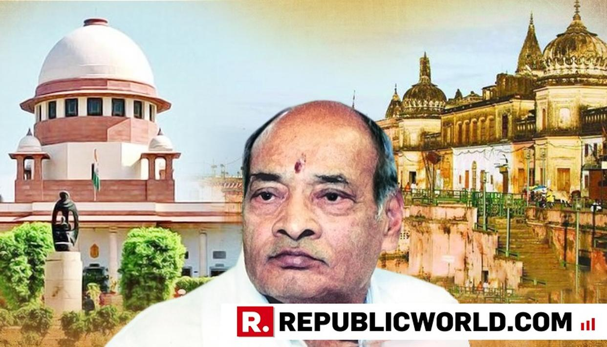 ACCESSED: NARASIMHA RAO GOVT'S 1994 MANDIR SOLUTION