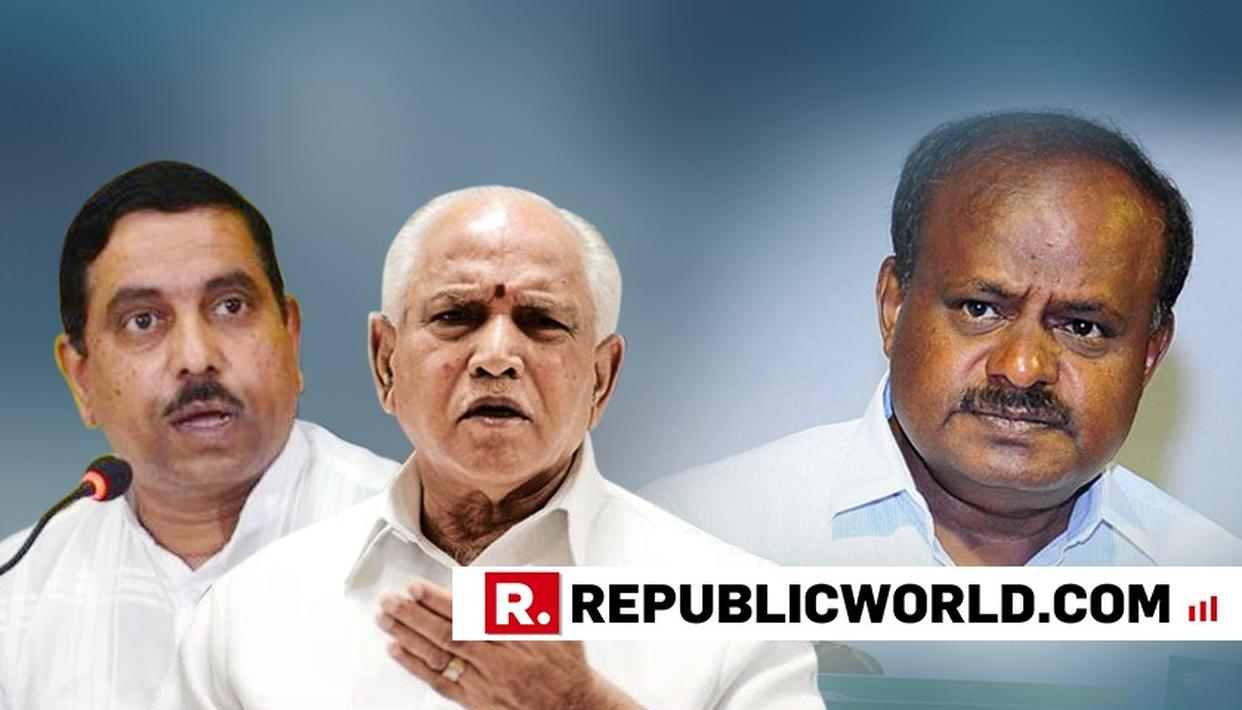 ENCOUNTER ORDER | BJP SLAMS 'IRRESPONSIBLE' STATEMENT BY KARNATAKA CM HD KUMARASWAMY, DEMANDS APOLOGY