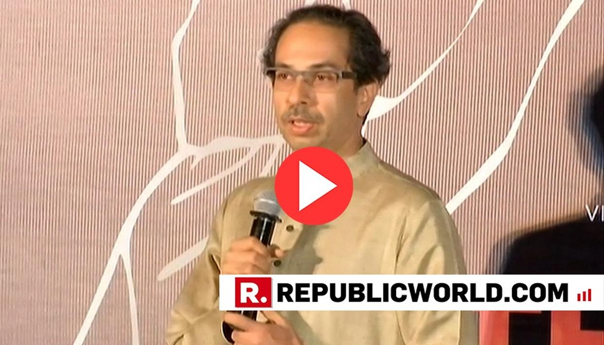 WATCH: WHAT UDDHAV SAID AT THE 'THACKERAY' TRAILER LAUNCH