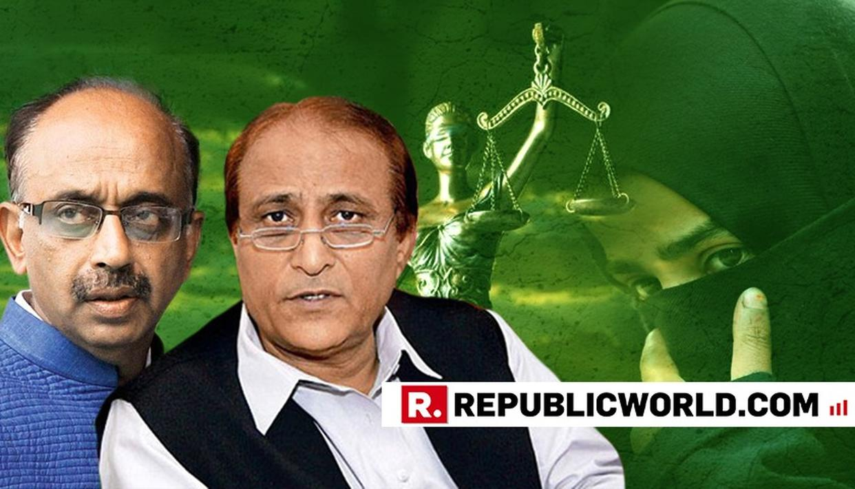 'MAKE AS MANY LAWS AS YOU WANT, WE WILL ONLY FOLLOW OUR RELIGION': SP LEADER AZAM KHAN