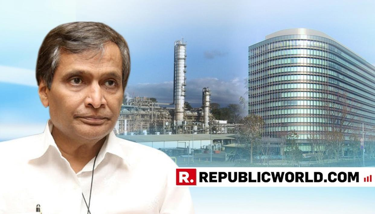 INDIA EYES $100-BN FDI IN NEXT TWO YEARS; PLANS INDUSTRIAL CLUSTERS FOR SOME COUNTRIES: SURESH PRABHU