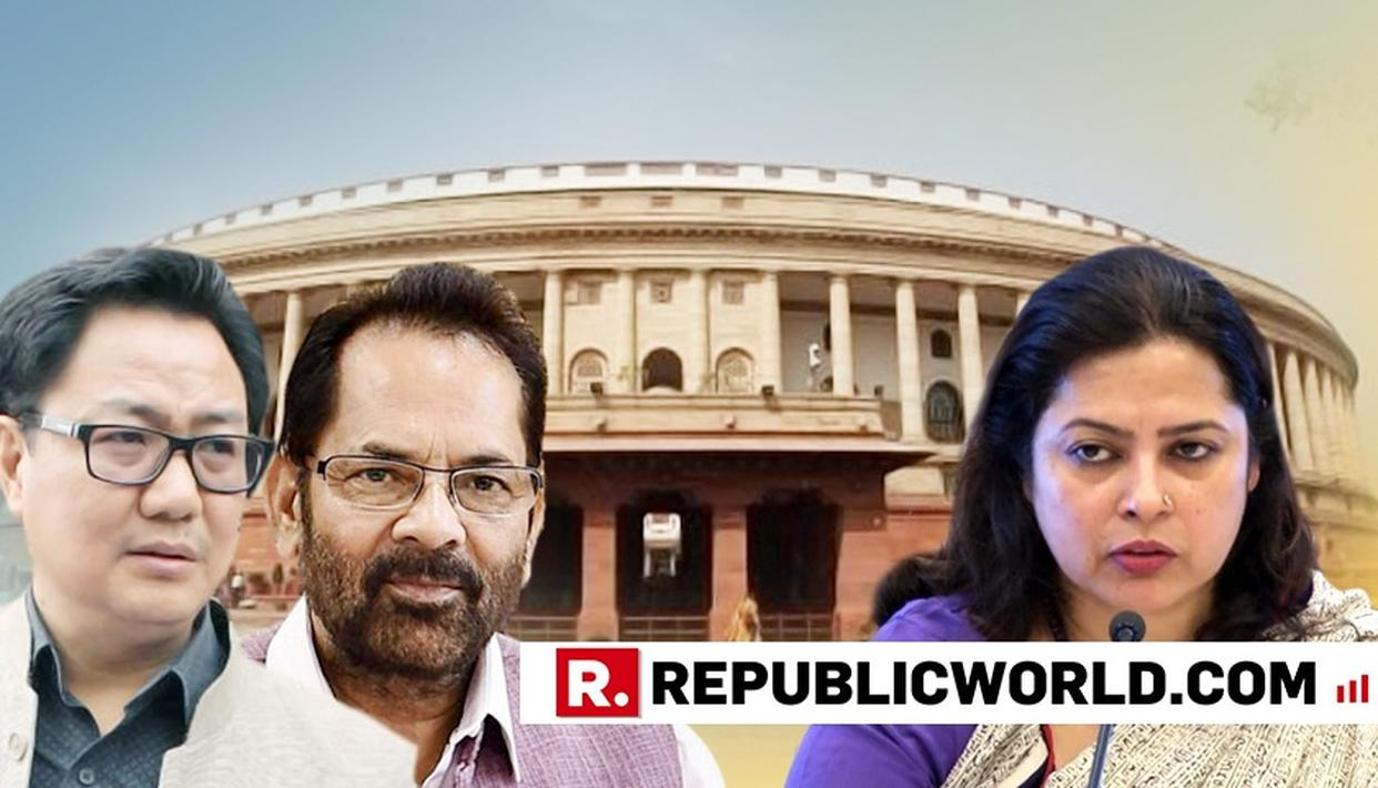 'CONGRESS' ANTI-WOMEN STANCE WILL COST THEM', SAYS MUKHTAR ABBAS NAQVI LEADING RAFT OF POLITICAL SOOTHSAYERS FOLLOWING TRIPLE TALAQ'S PASSAGE