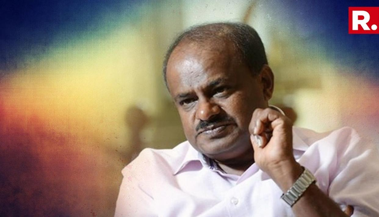 SEAT-SHARING FORMULA FOR LOK SABHA 2019 POLLS NOT YET DISCUSSED WITH CONGRESS: KARNATAKA CM HD KUMARASWAMY