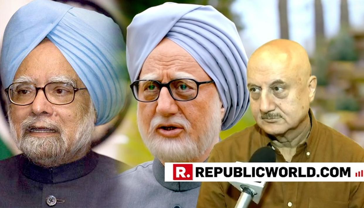 """YOU WILL LOVE MANMOHAN JI MORE AFTER THIS MOVIE,"" SAYS ANUPAM KHER ABOUT THE ACCIDENTAL PRIME MINISTER"