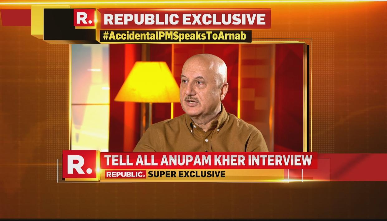 WATCH: RAHUL GANDHI DID NOT WANT SONIA GANDHI TO BE THE PM FOR GENUINE REASONS', REVEALS ANUPAM KHER