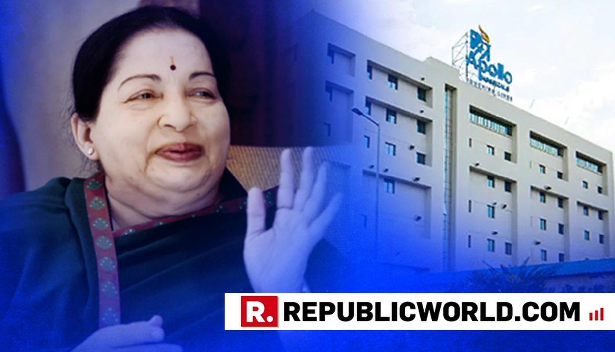 APOLLO HOSPITAL POINTS TO BLOOPERS, ASKS JAYALALITHAA PANEL TO ROPE IN DOCTORS TO CRACK MEDICAL TERMS