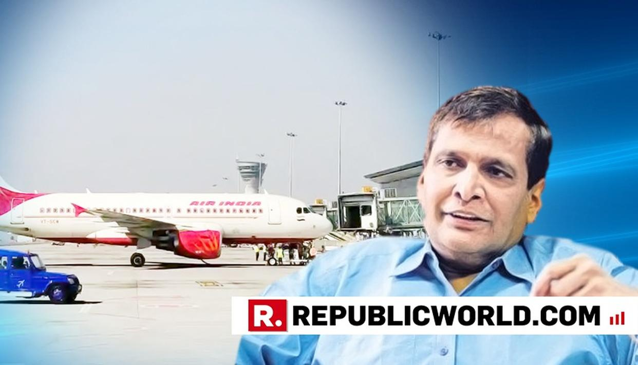 GOVERNMENT PLANS HIRING PROFESSIONALS FOR AIR INDIA TOP POSITIONS THROUGH GLOBAL: SURESH PRABHU