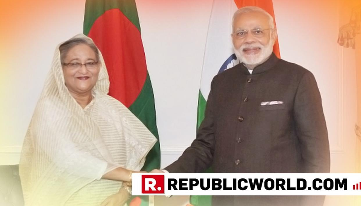 PM MODI CALLS BANGLADESH PM SHEIKH HASINA AFTER HER VICTORY IN GENERAL ELECTIONS. HERE'S WHAT THEY DISCUSSED