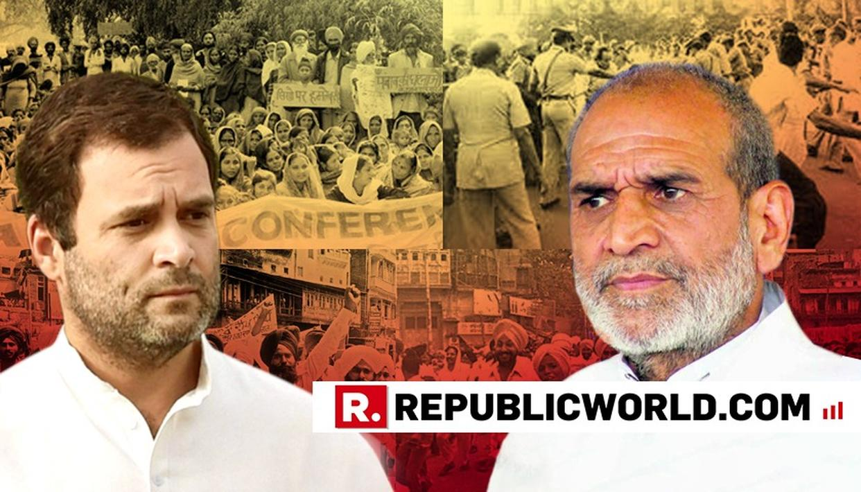 WILL RAHUL GANDHI  SACK THOSE INVOLVED IN 1984 ANTI-SIKH RIOTS CASE ?