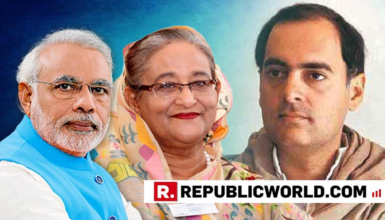 SHEIKH HASINA USES BJP'S REFERENCE TO GIVE HER OPPOSITION HOPE