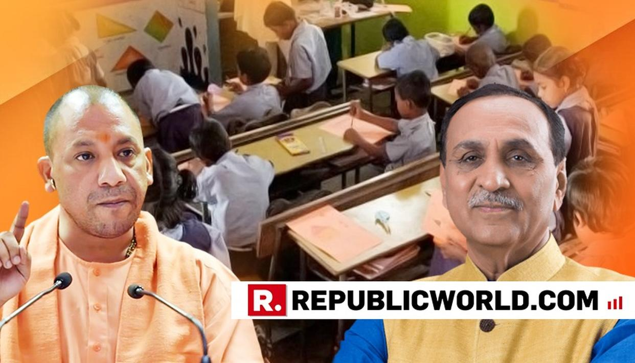 'WE COULD DO IT TOO', SAYS YOGI ADITYANATH'S UP GOVERNMENT AFTER GUJARAT MAKES 'JAI HIND' A MANDATORY SCHOOL ATTENDANCE RESPONSE