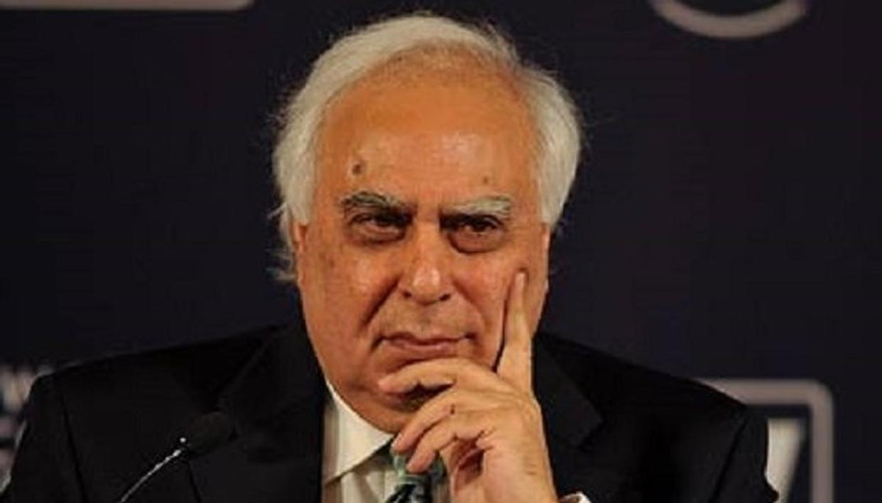 KAPIL SIBAL PENS NEW YEAR SOLILOQUY
