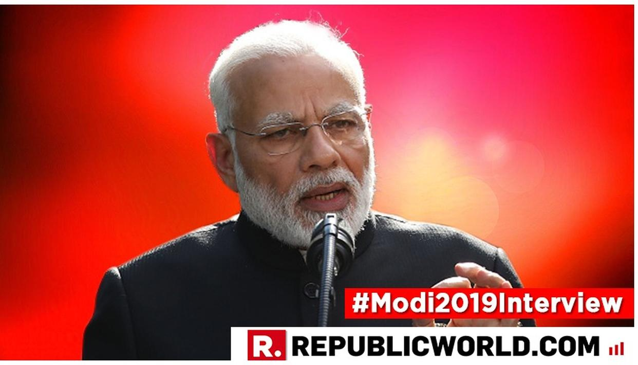 PM MODI INTERVIEW | WATCH: POLITICAL PARTIES SHOULD TRAIN THEIR CADRES HOW TO BEHAVE IN A DEMOCRACY: PM MODI ISSUES WARNING OVER POLITICAL VIOLENCE