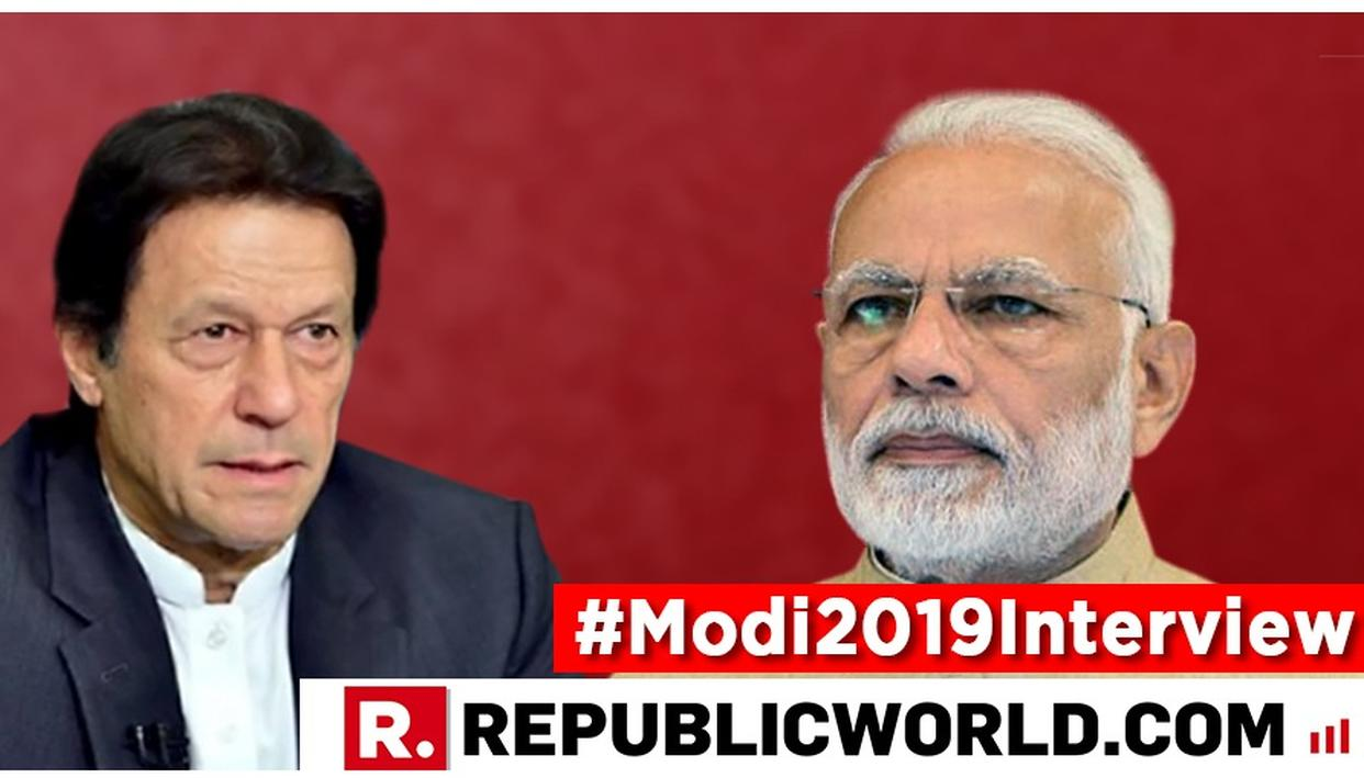 PM MODI INTERVIEW |WATCH: PM MODI'S 5-WORD PROVERB ON WHETHER HE'LL ATTEND THE SAARC SUMMIT IF INVITED BY PAK PM IMRAN KHAN