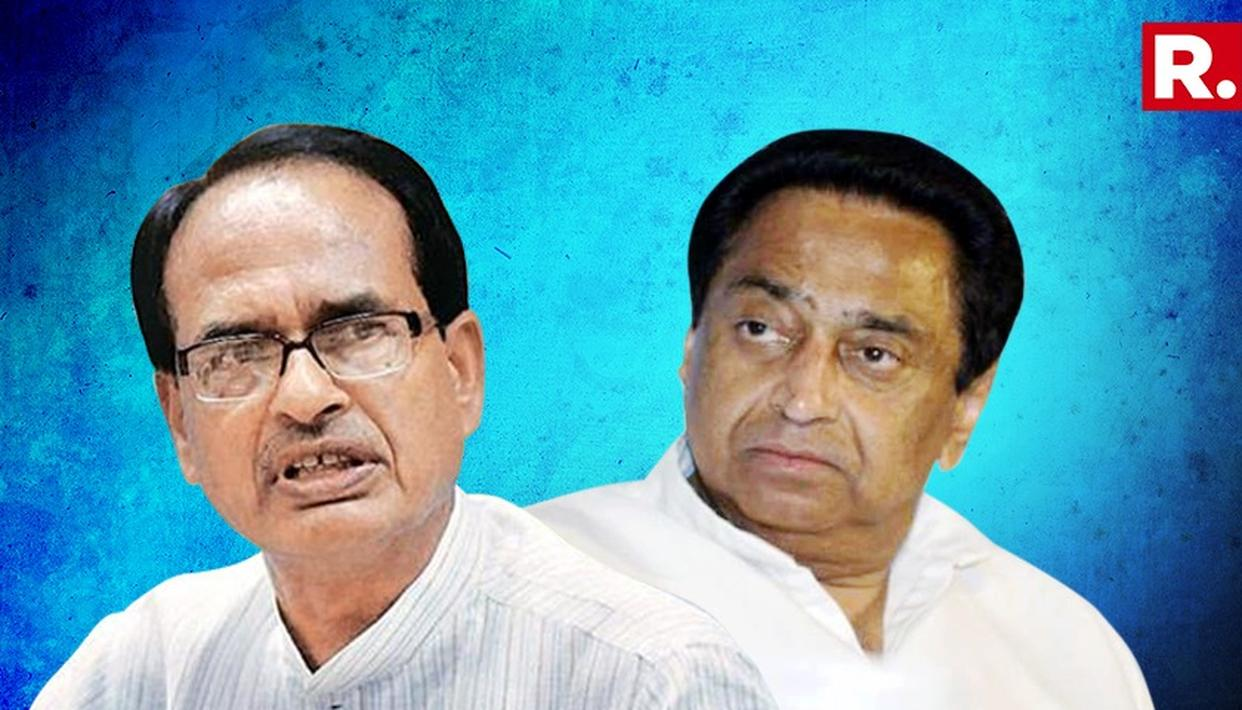 KAMAL NATH REFUSES TO BUDGE ON PUTTING VANDE MATARAM'S REDICATION IN MP SECRETARIAT ON HOLD