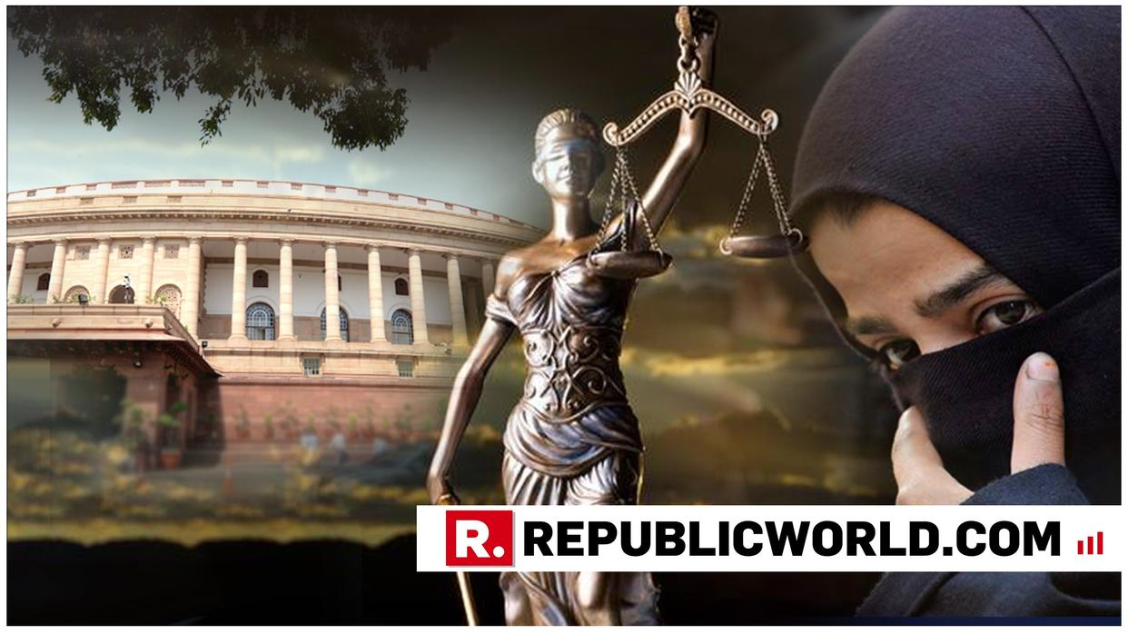 TRIPLE TALAQ BILL TO BE TABLED IN RAJYA SABHA: LIVE UPDATES