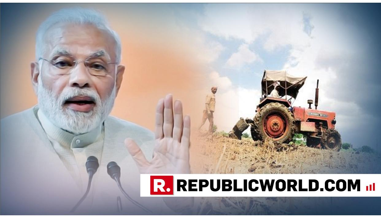 MASSIVE RELIEF FOR FARMERS: 'MODI GOVT TO ANNOUNCE RS. 4000/ACRE DIRECT TRANSFER, CROP LOAN AT 0% INTEREST', SAY SOURCES
