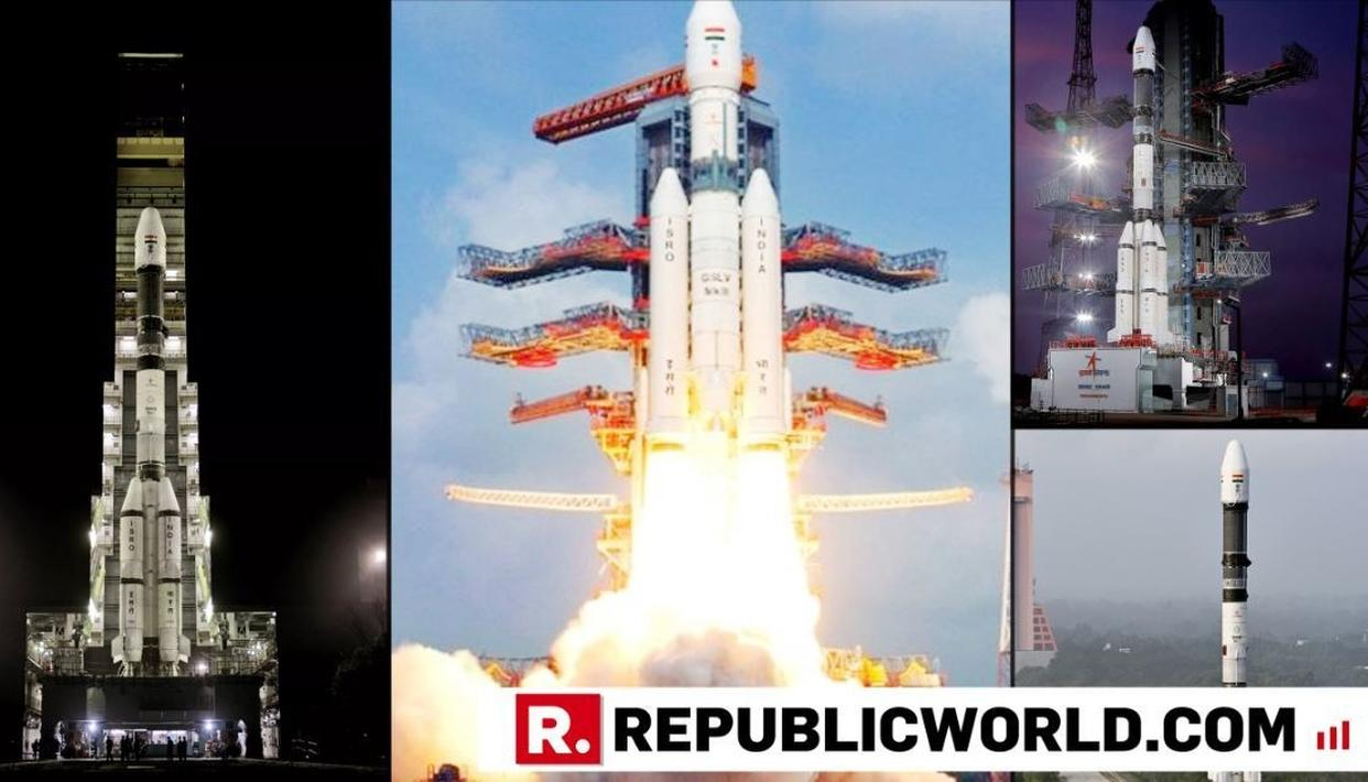 32 MISSIONS, INCLUDING CHANDRAYAAN-2, PLANNED FOR 2019: ISRO
