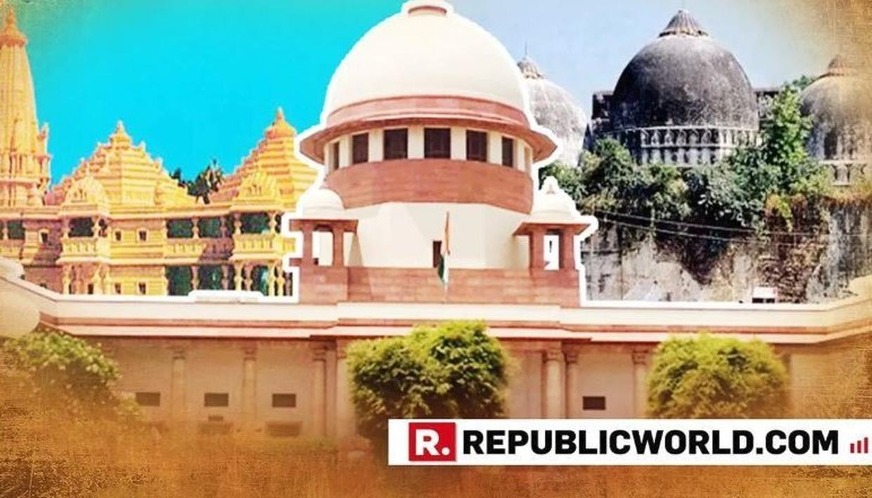 MASSIVE: AYODHYA CASE SC BENCH TO BE CONSTITUTED ON JAN 10