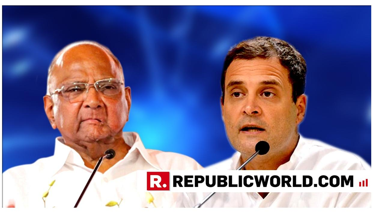 2019 ELECTIONS: CONG-NCP DECIDE ON FORMULA FOR 40 MAHARASHTRA SEATS