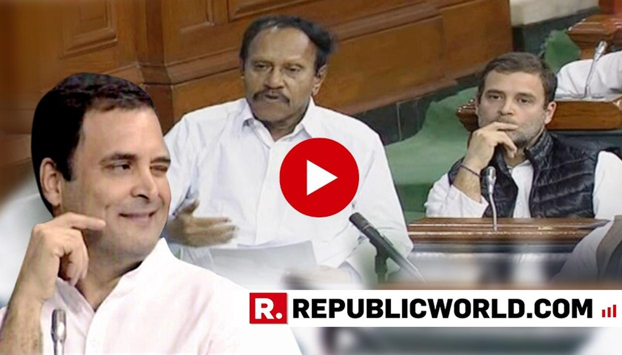 VIRAL: THE RAHUL GANDHI PARLIAMENT WINK MAKES A COMEBACK