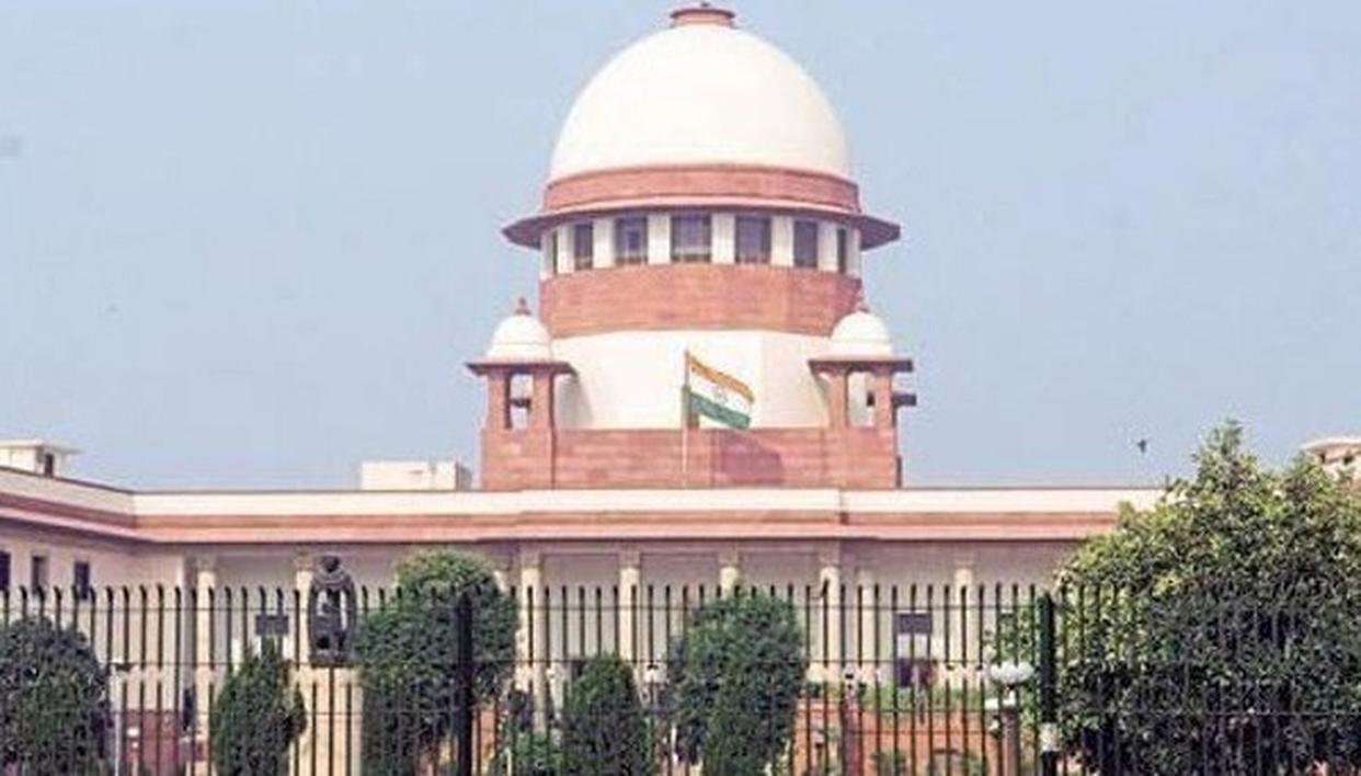 APPROPRIATE BENCH TO FIX HEARING DATE IN AYODHYA LAND DISPUTE CASE ON JAN 10: SC