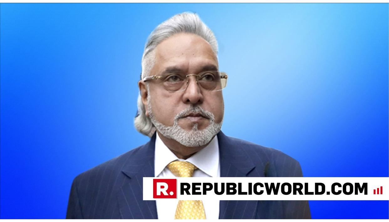 MASSIVE: SPECIAL PMLA COURT DECLARES VIJAY MALLYA A 'FUGITIVE ECONOMIC OFFENDER'