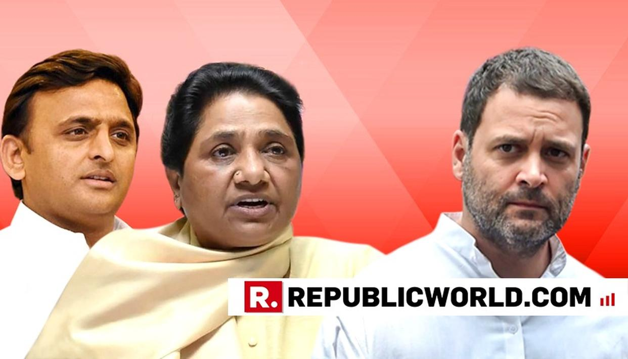 DON'T NEED CONGRESS, SP-BSP STRONG ENOUGH TO DEFEAT BJP IN UP: SAMAJWADI PARTY VICE PRESIDENT