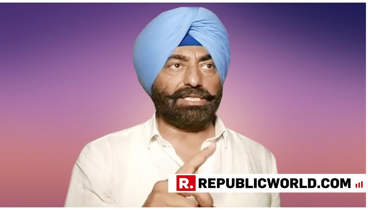 """PUNJAB MLA SUKHPAL KHAIRA RESIGNS FROM PRIMARY MEMBERSHIP OF AAP, SAYS """"PARTY DEVIATED FROM PRINCIPLES ON WHICH IT WAS FORMED"""""""