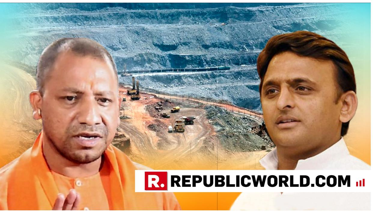 """CAN'T HIDE FROM CBI BY QUESTIONING THE TIMING OF PROBE"": BJP TO AKHILESH YADAV ON MINING RAIDS"