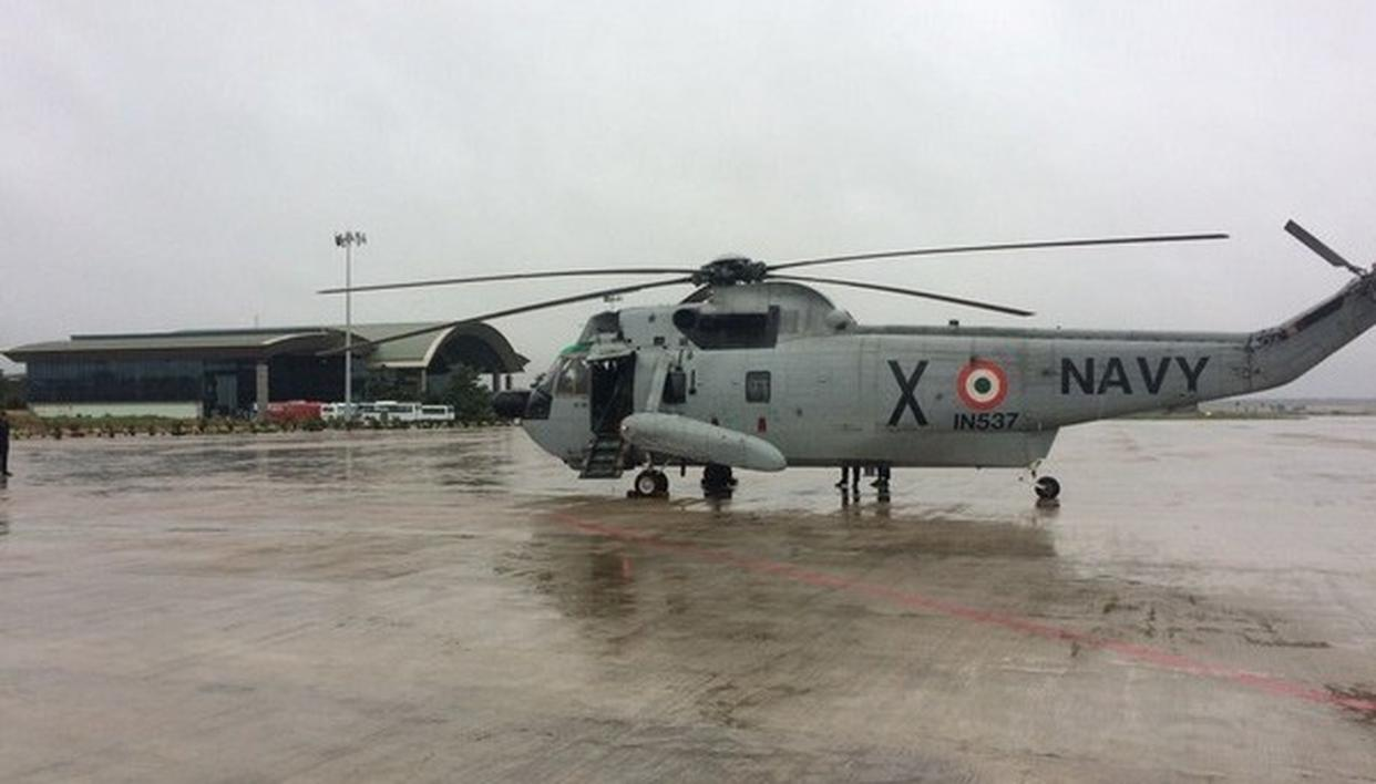 INDIA ADDS MORE TEETH IN ANDAMANS, NAVY TO GET NEW AIRBASE 'INS KOHASA'