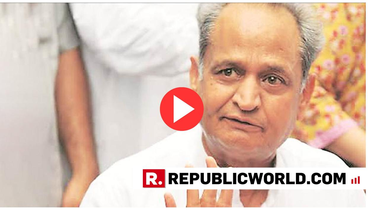 "VIRAL: CONGRESS' ASHOK GEHLOT SAYS ""DON'T BE SURPRISED IF NDA COMES TO POWER"", BJP LEADERS HAIL RAJASTHAN CM FOR SAYING THE 'TRUTH'"