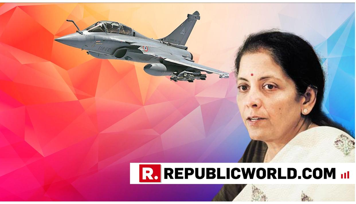 "FINAL RAFALE INTERVIEW | Watch: ""THE PROBLEM WITH JPC IS THAT THE SC HAS ALREADY GONE THROUGH THE CASE,"" SAYS NIRMALA SITHARAMAN OVER RAFALE DEAL"