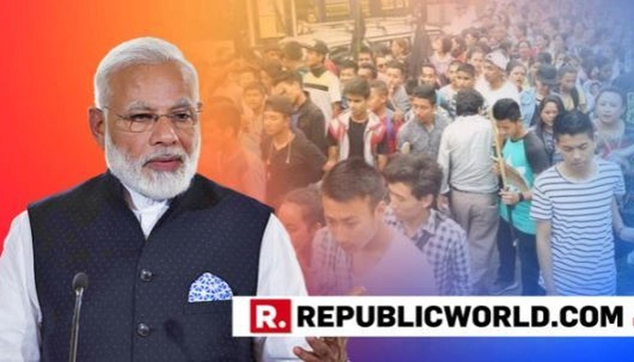 WATCH: PM MODI REASSURES YOUTH IN NORTH-EAST STATES OVER CITIZENSHIP BILL