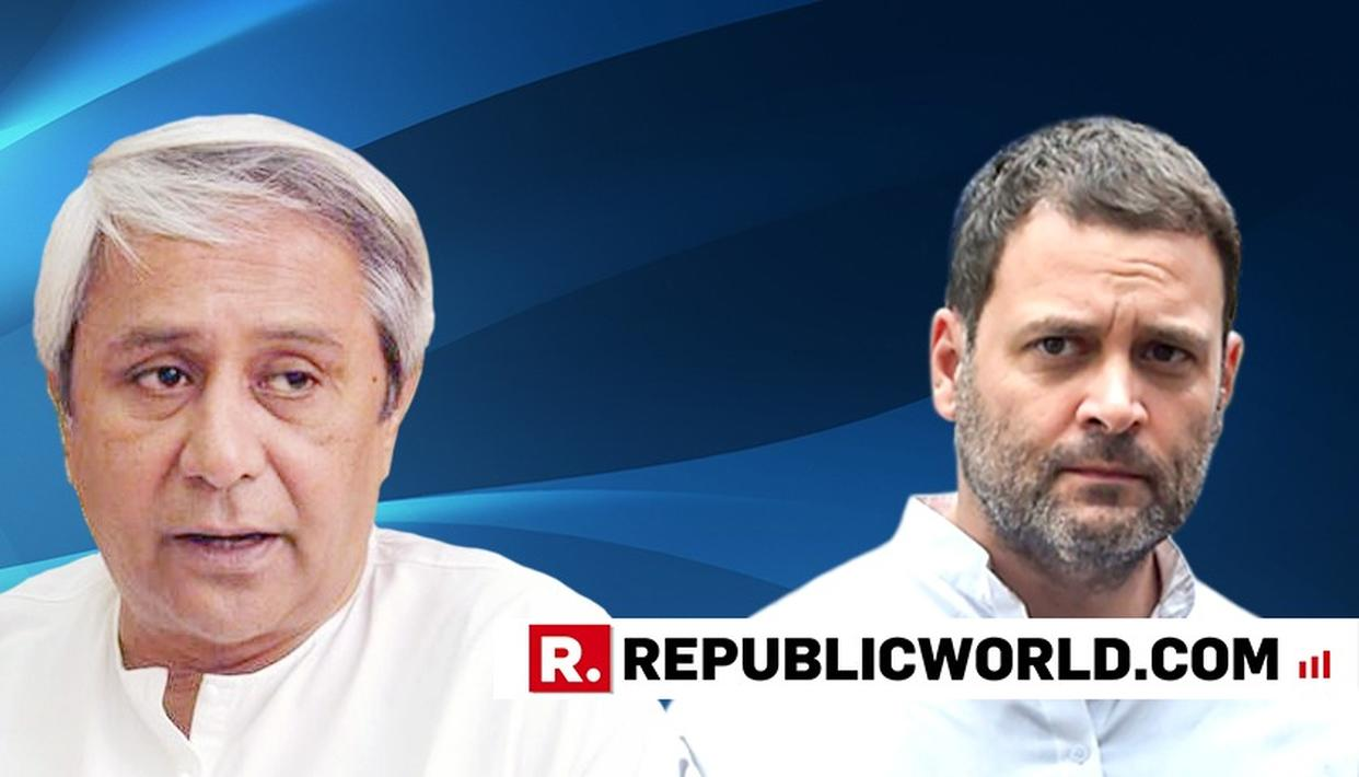 NAVEEN PATNAIK DECLARES BJD WILL NOT BE A PART OF MAHAGATHBANDHAN