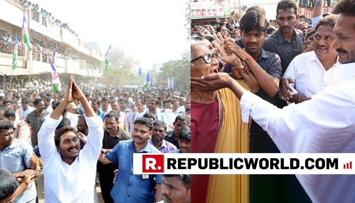 WILL PADAYATRA ONCE AGAIN WORK ITS CHARM IN ANDHRA PRADESH?