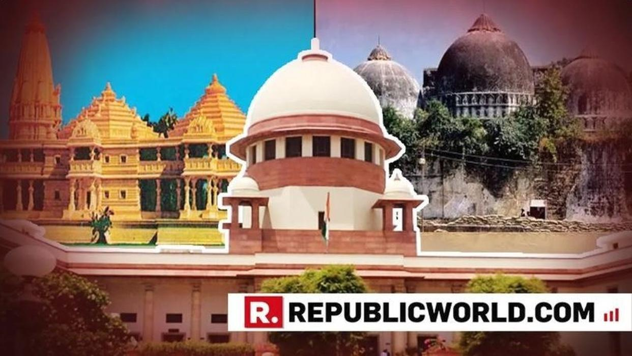 SC TAKES UP AYODHYA CASE: LIVE UPDATES