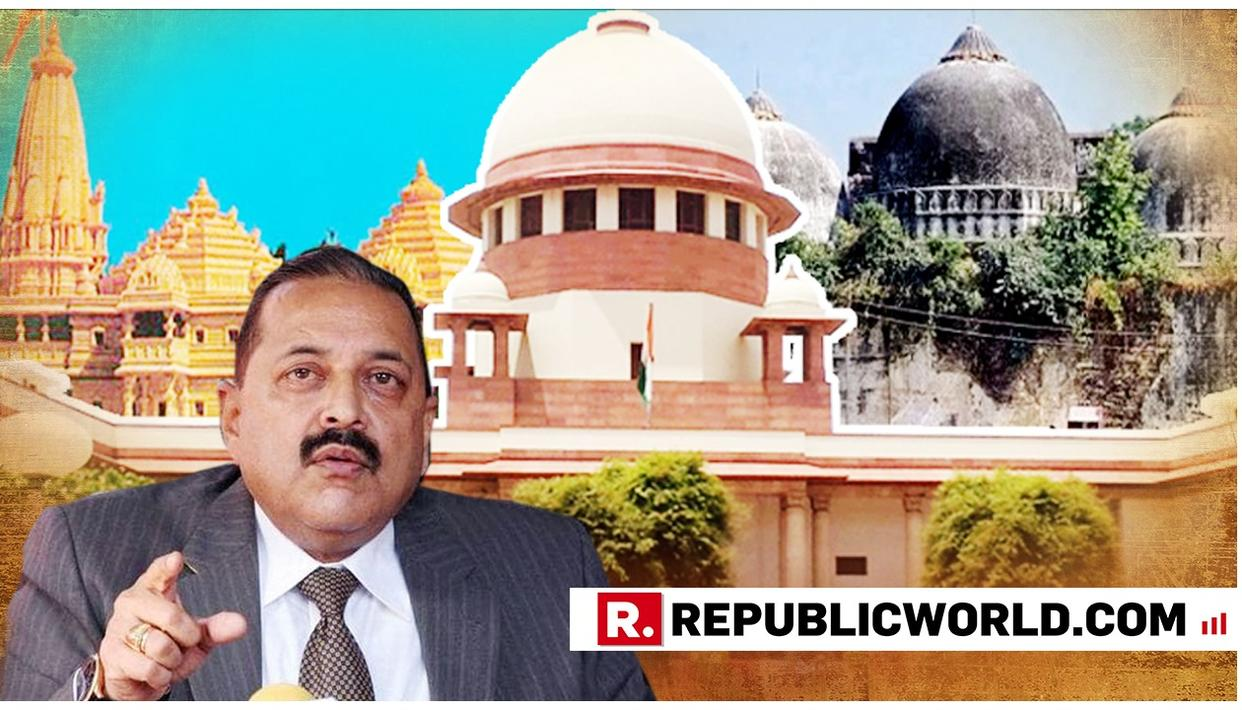 WATCH: GOVERNMENT'S RESPONSE ON AYODHYA CASE DELAY