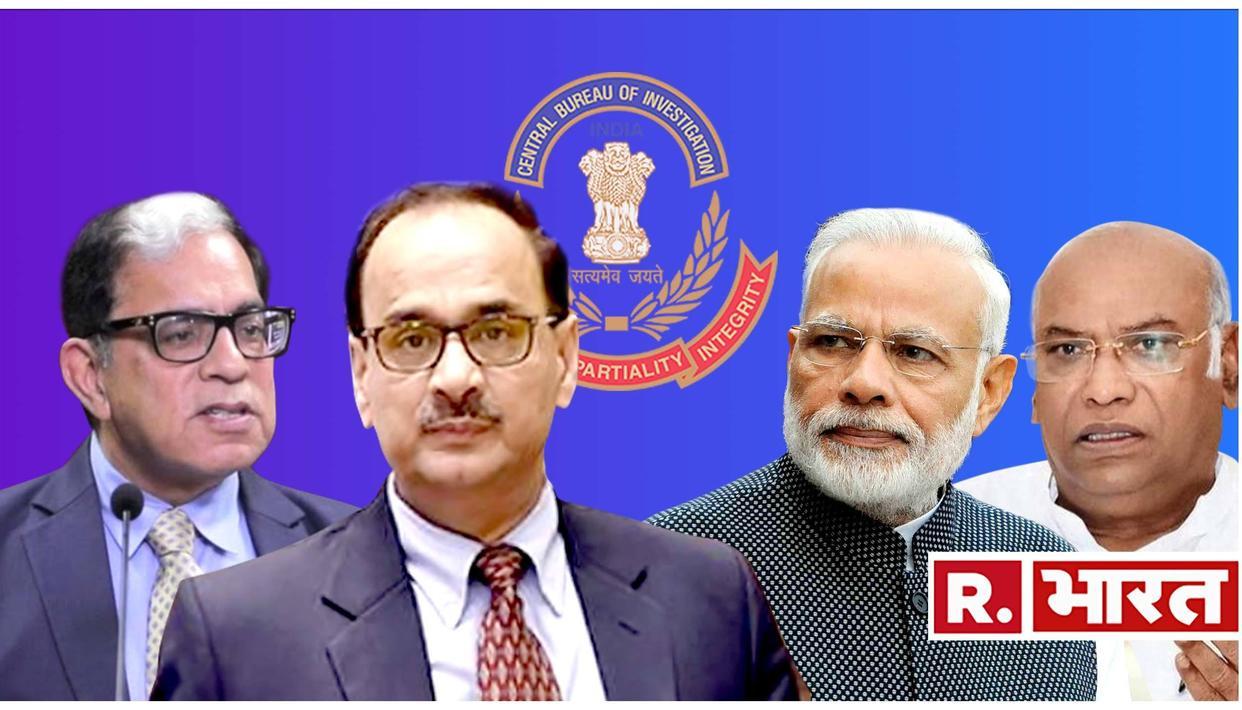 CBI निदेशक वर्मा पर फैसले के लिए PM मोदी के नेतृत्व वाले पैनल की दूसरी बार बैठक