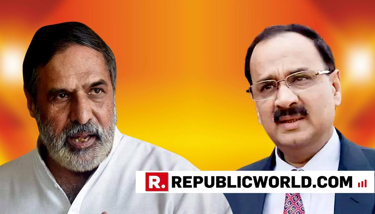 """""""PM IS CREATING 'SURAKSHA KAVACH' TO SAFEGUARD HIS MINISTERS FROM THE WRONGDOINGS,"""" SAYS CONGRESS LEADER ANAND SHARMA OVER SACKING OF CBI CHIEF ALOK VERMA"""