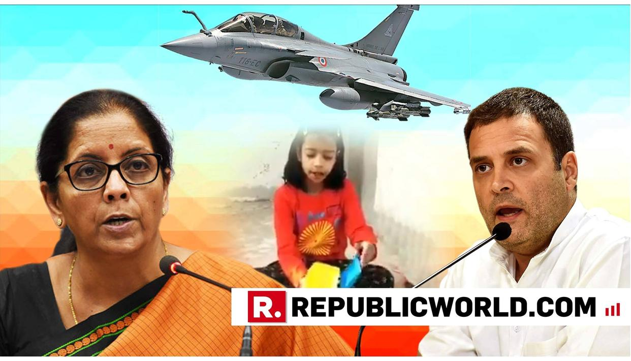 VIRAL PENCIL BOX-RAFALE ANALOGY WINS INTERNET