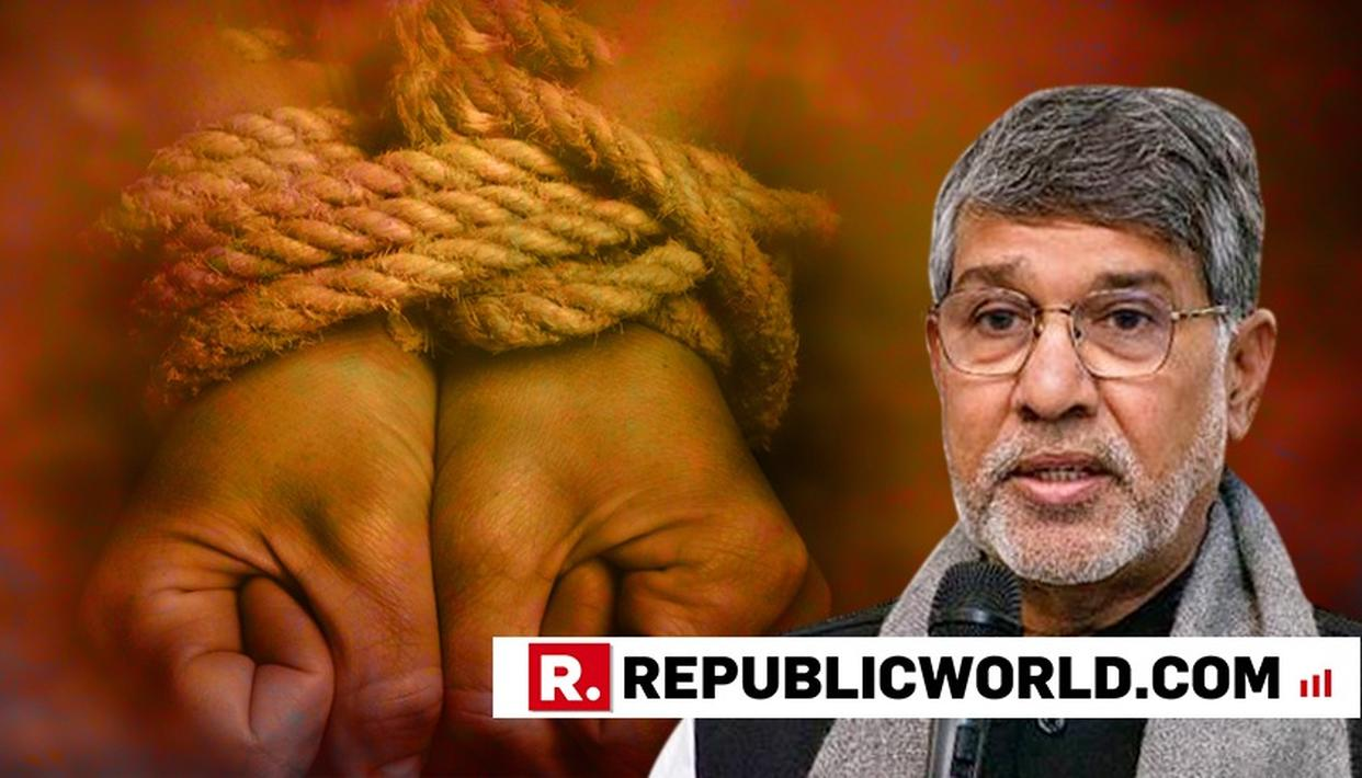 INDIA'S POLITICAL CLASS FAILED MILLIONS OF KIDS BY NOT DISCUSSING ANTI-TRAFFICKING BILL: KAILASH SATYARTHI